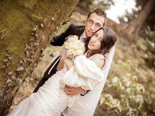 Le nozze di Aurora e Manuel