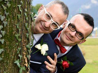 le nozze di Stefano e Mauro 1