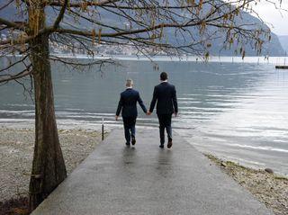 le nozze di Stefano e Mauro 2