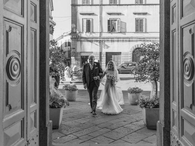 Il matrimonio di Federico e Nicoletta a Bagnoregio, Viterbo 26