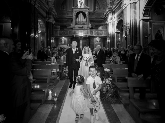 Il matrimonio di Federico e Nicoletta a Bagnoregio, Viterbo 27
