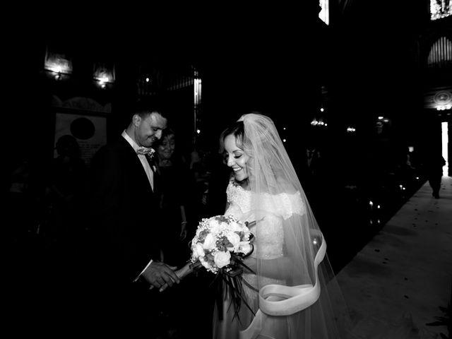 Il matrimonio di Federico e Nicoletta a Bagnoregio, Viterbo 28