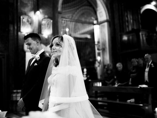 Il matrimonio di Federico e Nicoletta a Bagnoregio, Viterbo 32