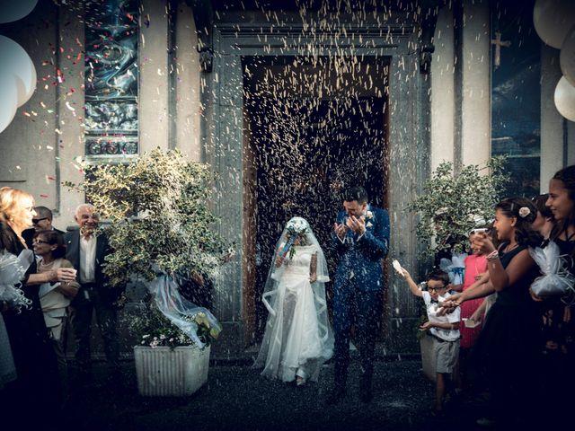 Il matrimonio di Federico e Nicoletta a Bagnoregio, Viterbo 39