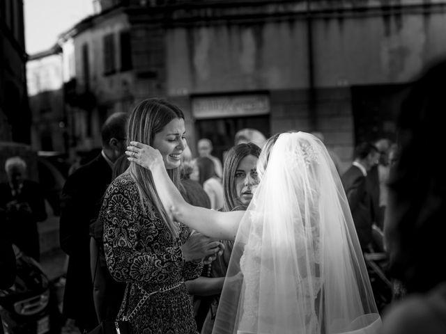 Il matrimonio di Federico e Nicoletta a Bagnoregio, Viterbo 41
