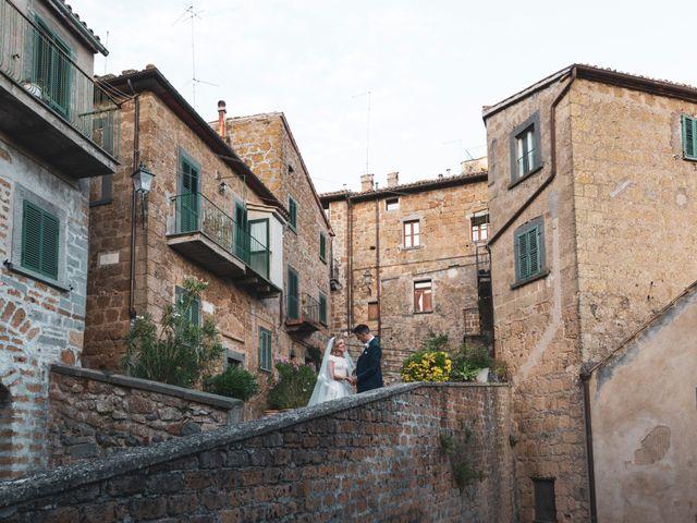 Il matrimonio di Federico e Nicoletta a Bagnoregio, Viterbo 44