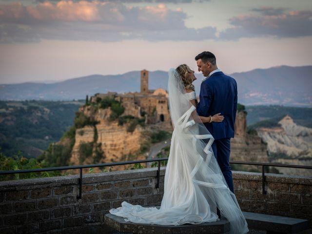 Il matrimonio di Federico e Nicoletta a Bagnoregio, Viterbo 45