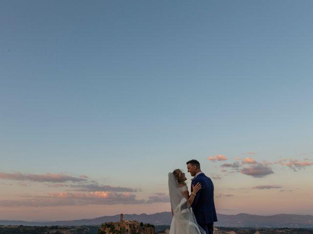 Il matrimonio di Federico e Nicoletta a Bagnoregio, Viterbo 46