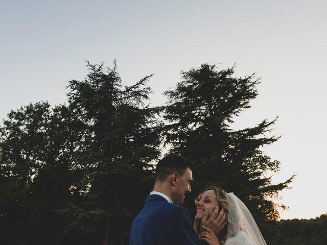Il matrimonio di Federico e Nicoletta a Bagnoregio, Viterbo 47