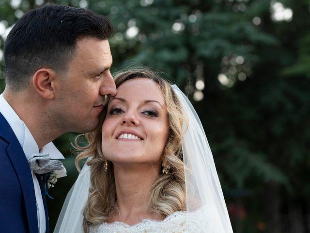 Il matrimonio di Federico e Nicoletta a Bagnoregio, Viterbo 48