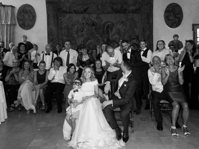 Il matrimonio di Federico e Nicoletta a Bagnoregio, Viterbo 52