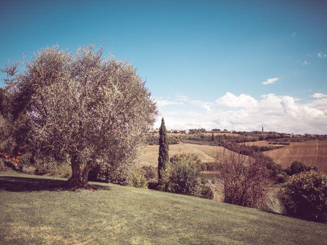 Il matrimonio di Jon e Meg a Montepulciano, Siena 2