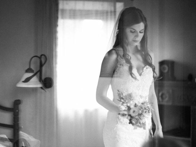 Il matrimonio di Jon e Meg a Montepulciano, Siena 20