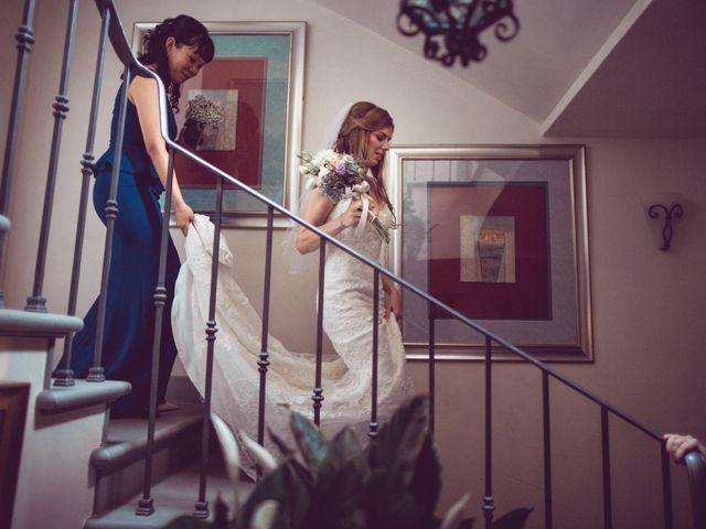 Il matrimonio di Jon e Meg a Montepulciano, Siena 22