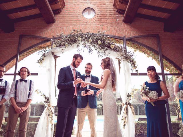 Il matrimonio di Jon e Meg a Montepulciano, Siena 26