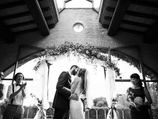 Il matrimonio di Jon e Meg a Montepulciano, Siena 27