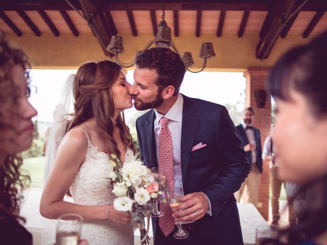 Il matrimonio di Jon e Meg a Montepulciano, Siena 29