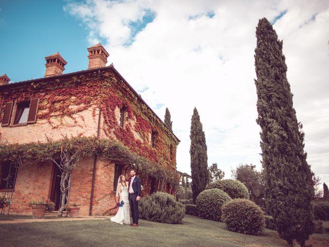 Il matrimonio di Jon e Meg a Montepulciano, Siena 31