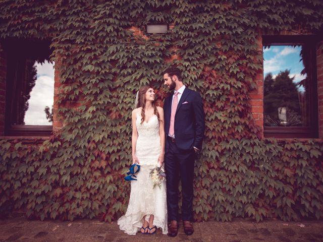 Il matrimonio di Jon e Meg a Montepulciano, Siena 32