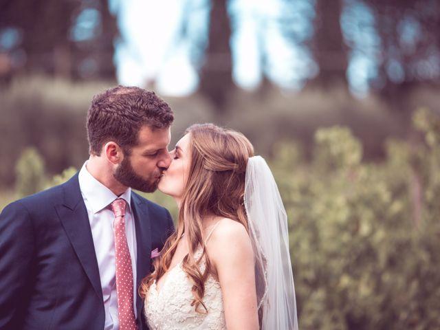 Il matrimonio di Jon e Meg a Montepulciano, Siena 35