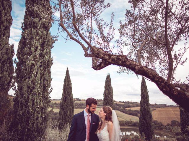 Il matrimonio di Jon e Meg a Montepulciano, Siena 36