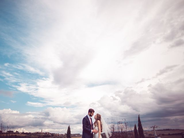 Il matrimonio di Jon e Meg a Montepulciano, Siena 40