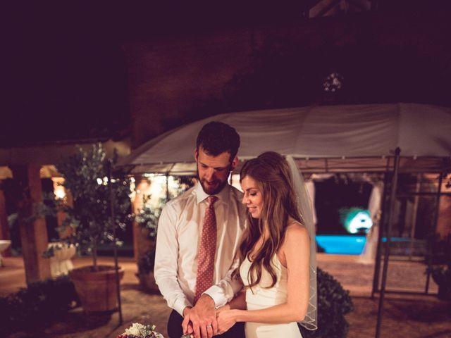 Il matrimonio di Jon e Meg a Montepulciano, Siena 46