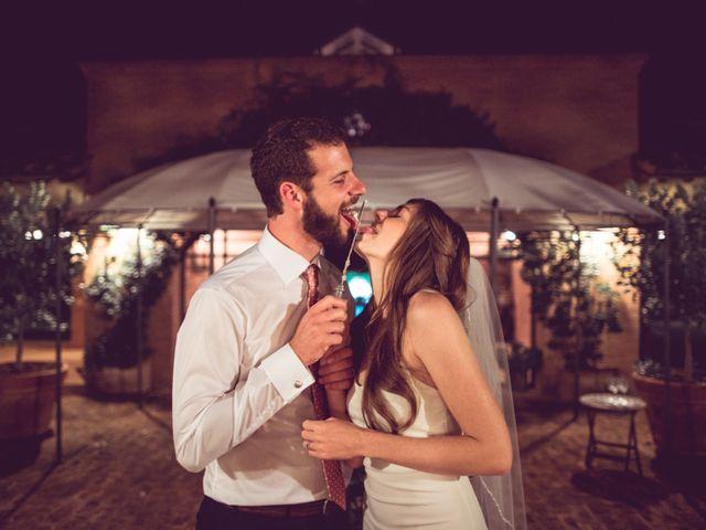 Il matrimonio di Jon e Meg a Montepulciano, Siena 47