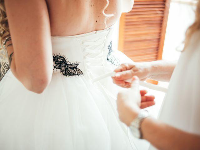 Il matrimonio di Gianluca e Vanessa a Vezzano Ligure, La Spezia 5