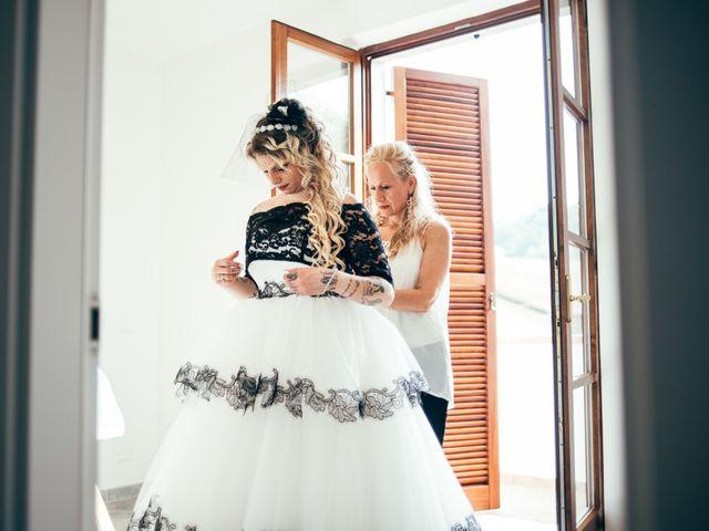 Il matrimonio di Gianluca e Vanessa a Vezzano Ligure, La Spezia 4