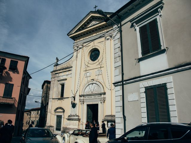 Il matrimonio di Gianluca e Vanessa a Vezzano Ligure, La Spezia 10