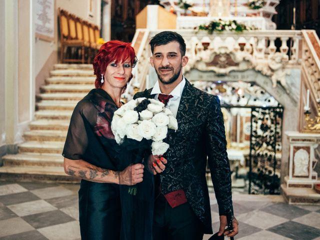 Il matrimonio di Gianluca e Vanessa a Vezzano Ligure, La Spezia 12