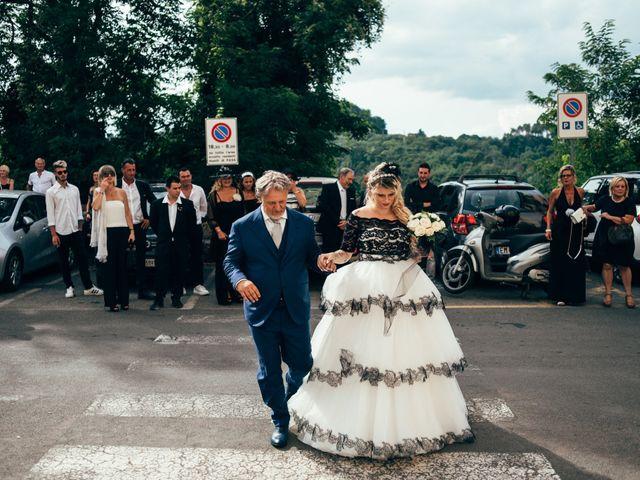 Il matrimonio di Gianluca e Vanessa a Vezzano Ligure, La Spezia 14