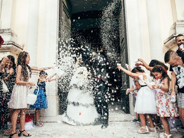 Il matrimonio di Gianluca e Vanessa a Vezzano Ligure, La Spezia 19