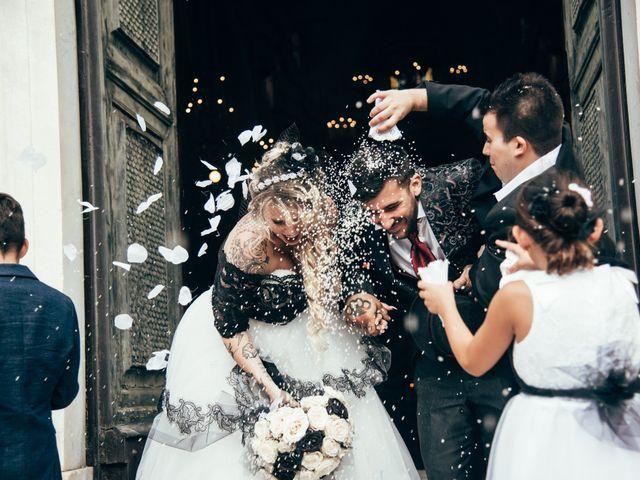 Il matrimonio di Gianluca e Vanessa a Vezzano Ligure, La Spezia 20
