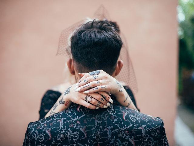 Il matrimonio di Gianluca e Vanessa a Vezzano Ligure, La Spezia 26