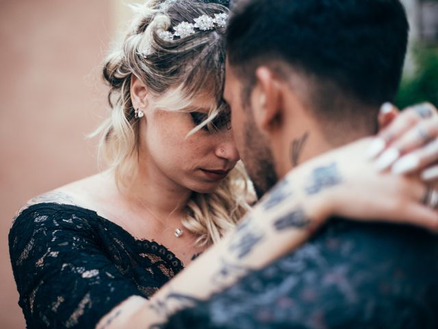 Il matrimonio di Gianluca e Vanessa a Vezzano Ligure, La Spezia 27