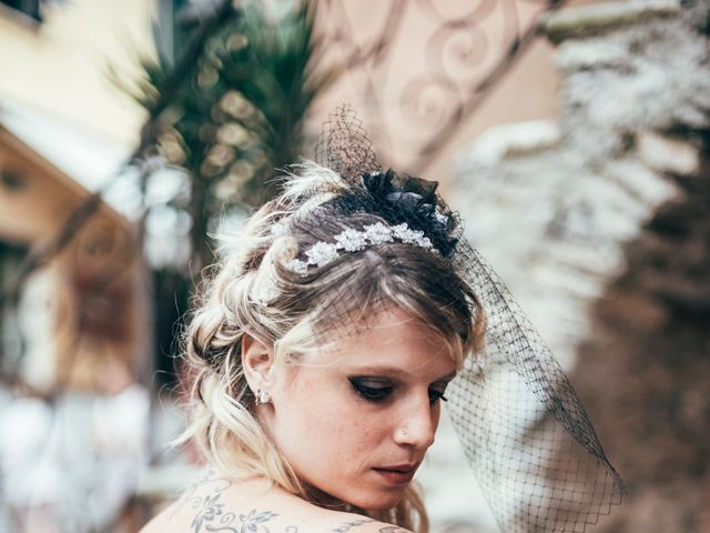 Il matrimonio di Gianluca e Vanessa a Vezzano Ligure, La Spezia 29