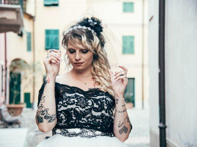 Il matrimonio di Gianluca e Vanessa a Vezzano Ligure, La Spezia 30