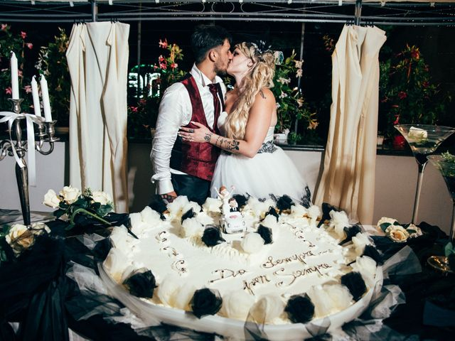 Il matrimonio di Gianluca e Vanessa a Vezzano Ligure, La Spezia 43