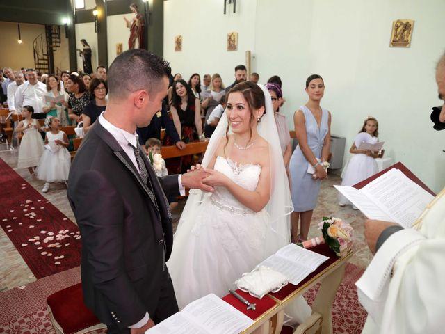 Il matrimonio di Andrea e Sara a Narcao, Cagliari 15