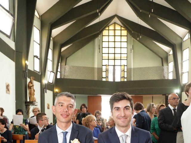 Il matrimonio di Andrea e Sara a Narcao, Cagliari 18