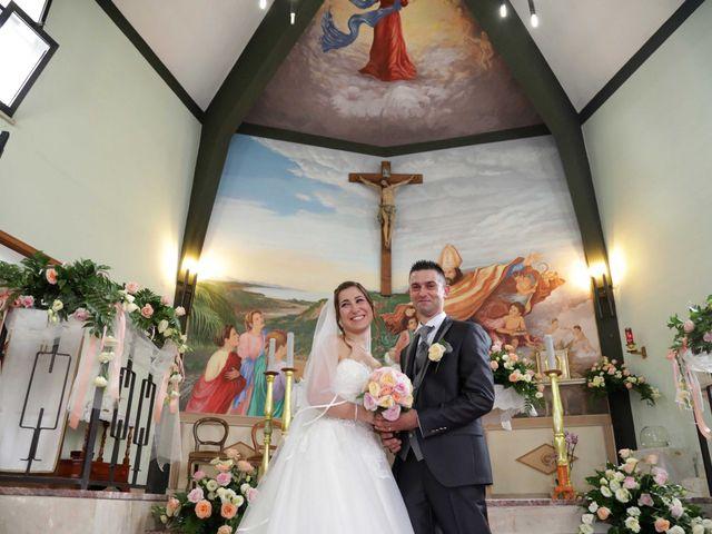 Il matrimonio di Andrea e Sara a Narcao, Cagliari 22