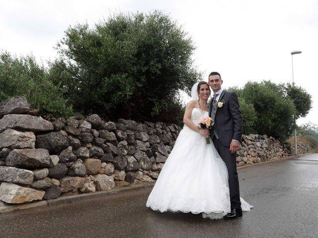 Il matrimonio di Andrea e Sara a Narcao, Cagliari 24