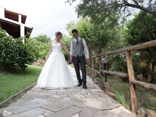 Il matrimonio di Andrea e Sara a Narcao, Cagliari 34
