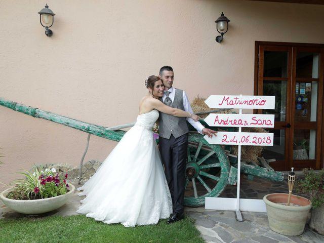Il matrimonio di Andrea e Sara a Narcao, Cagliari 35