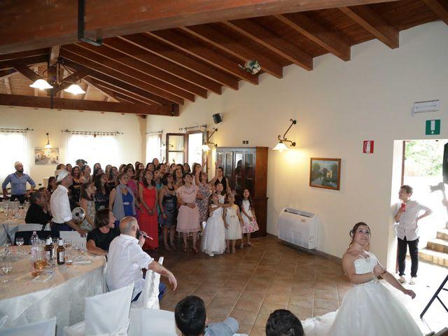 Il matrimonio di Andrea e Sara a Narcao, Cagliari 43