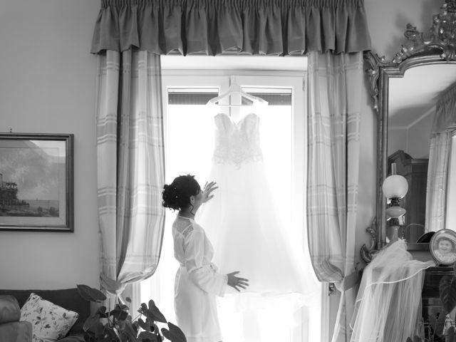 Il matrimonio di Luca e Claudia a Bassano Romano, Viterbo 7