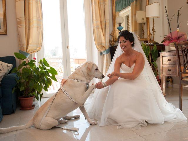 Il matrimonio di Luca e Claudia a Bassano Romano, Viterbo 9