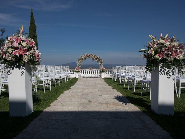 Il matrimonio di Luca e Claudia a Bassano Romano, Viterbo 17